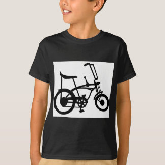 Camiseta BICICLETA CLÁSSICA da ARRAIA-LIXA da BICICLETA