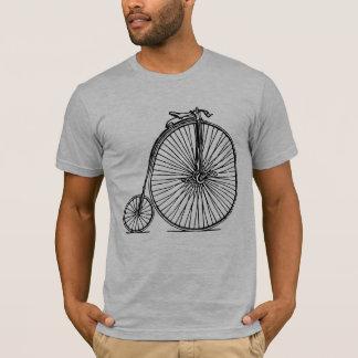 Camiseta Bicicleta da moeda de um centavo