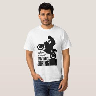 Camiseta Bicicleta da motocicleta/sujeira/camisa entusiasta