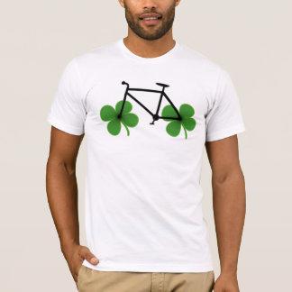 Camiseta Bicicleta do dia do St. Patricks