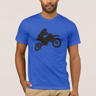 Camiseta Bicicleta do motor
