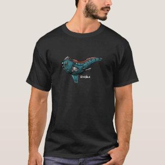 Camiseta Bicicleta do pairo