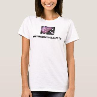 Camiseta BICICLETA, www.pinkysmcpassion.blogspot.com