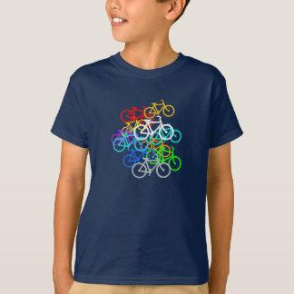 Camiseta Bicicletas