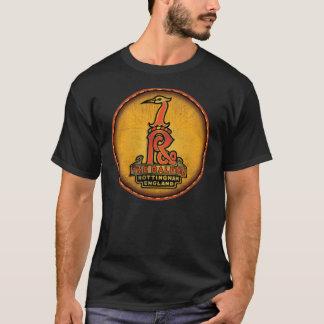 Camiseta Bicicletas de Raleigh do vintage