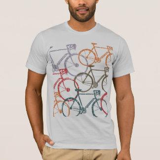 Camiseta bicicletas gráficas/ciclismo da bicicleta