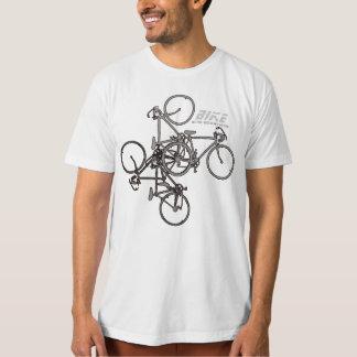 Camiseta bicicletas legal/na moda bicicleta-temático