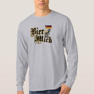 Camiseta Bier Mich 2side
