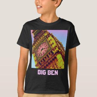 Camiseta Big Ben na cor