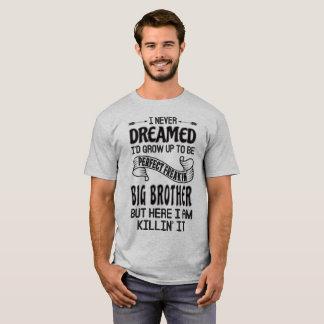 Camiseta Big brother perfeito de Freakin