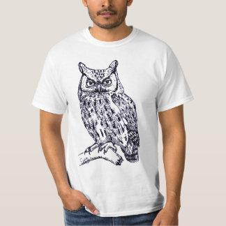 Camiseta BIG OWL Front
