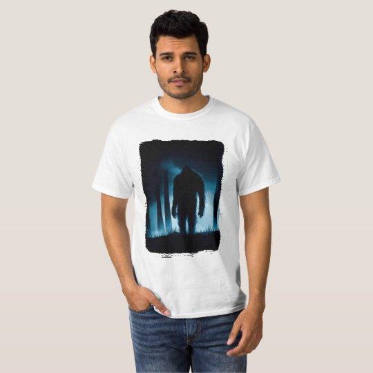 Camiseta Bigfoot is real