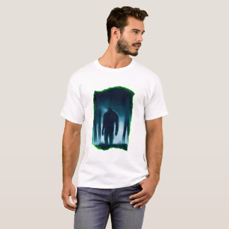 Camiseta Bigfoot is real 1