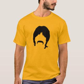 Camiseta bigode 70s