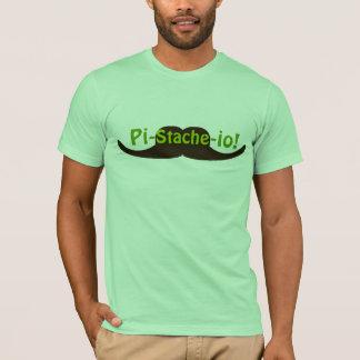 Camiseta Bigode do Pi-stache-io do Pistachio