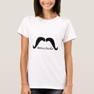 Camiseta Bigode moustache