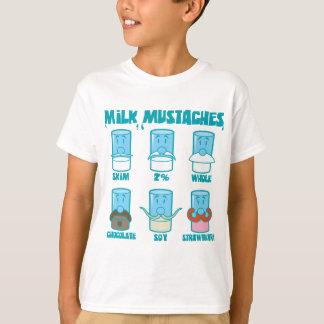 Camiseta Bigodes do leite