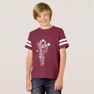 Camiseta Biking o universo