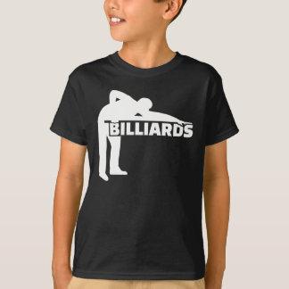 Camiseta Bilhar