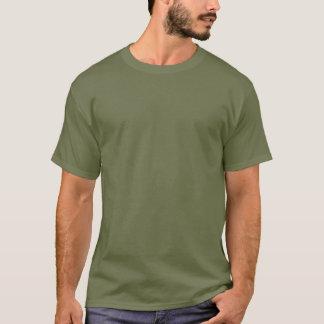Camiseta Bilhar do osso de cão - enterre-o ou morda-o