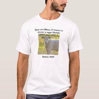 Camiseta Biliões de razões escolher um estilo de vida do