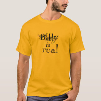 Camiseta Billy é real