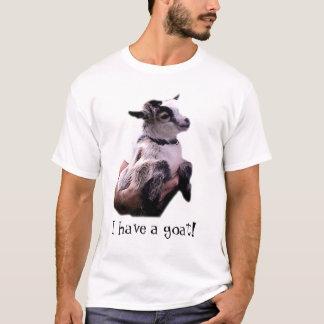 Camiseta Billy o miúdo - eu tenho uma cabra!