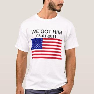 Camiseta Bin Laden está inoperante
