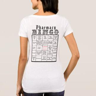 Camiseta Bingo da farmácia