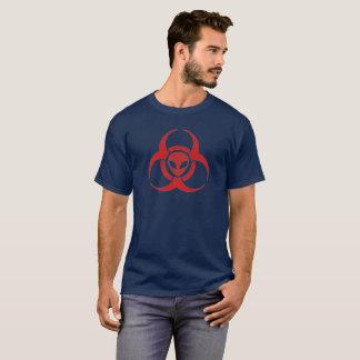 Camiseta Biohazard estrangeiro