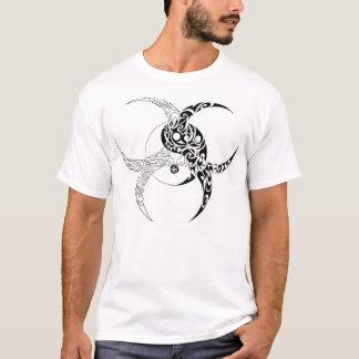 Camiseta Biohazard Yin Yang