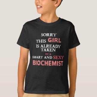 Camiseta Bioquímico