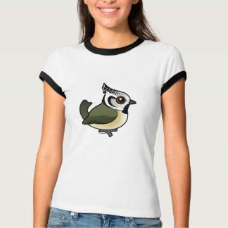 Camiseta Birdorable Crested o melharuco