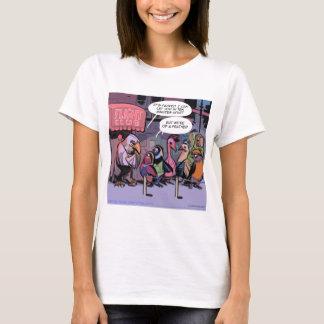 Camiseta Birds of a Feather engraçado