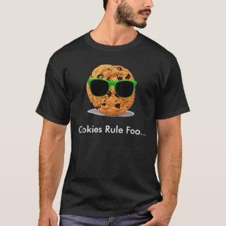 Camiseta Biscoito, regra Foo dos biscoitos…