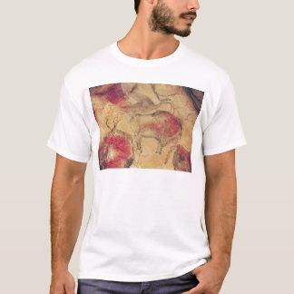 Camiseta Bisontes, das cavernas em Altamira, c.15000 BC