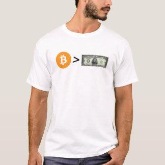 Camiseta Bitcoin > design $10.000
