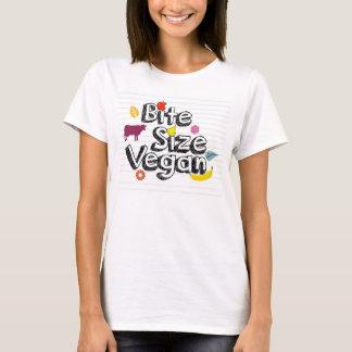 Camiseta BiteSizeVegan novo! (Cor/estilo seletos)