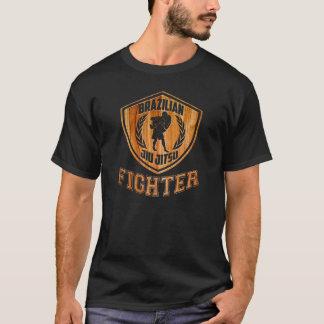 Camiseta BJJ - Lutador de Jiu Jitsu do brasileiro