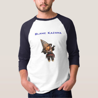 Camiseta BKaz, culpa Kazama