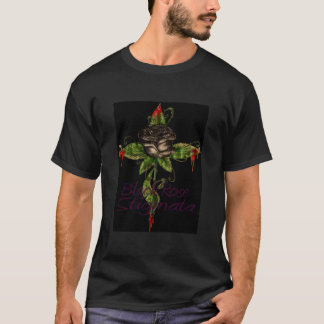 Camiseta Black_Rose_Stigmata