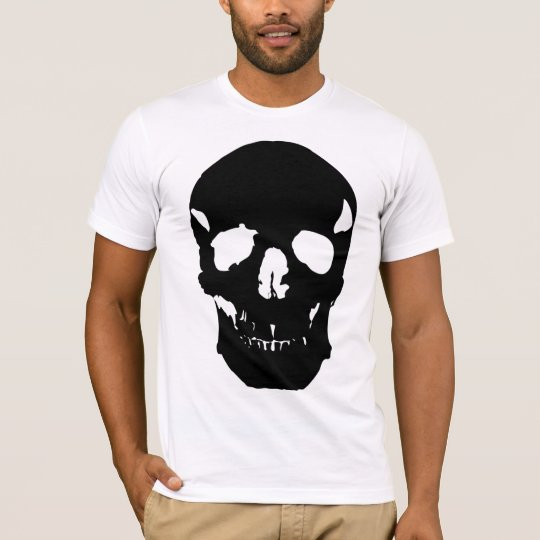 Camiseta Black skull