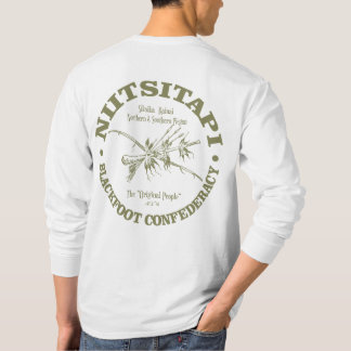 Camiseta Blackfoot (Niitsitapi)