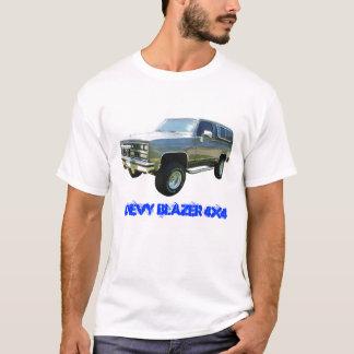 Camiseta Blazer 4x4 de Chevy