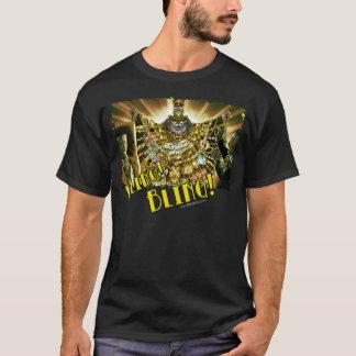 Camiseta Bling! Bling! (obscuridade)