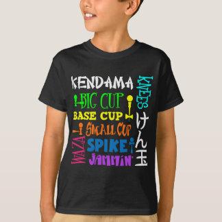 Camiseta Bloco 2 de Kendama