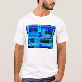 Camiseta Bloco azul