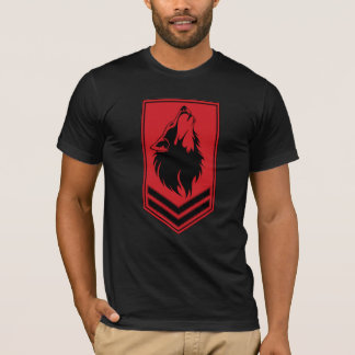 Camiseta Bloco de lobo