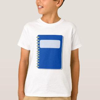 Camiseta Bloco de notas