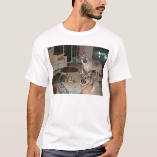 Camiseta Bloco em repouso